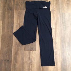 Hollister | Boot Cut Fold Over Yoga Pant